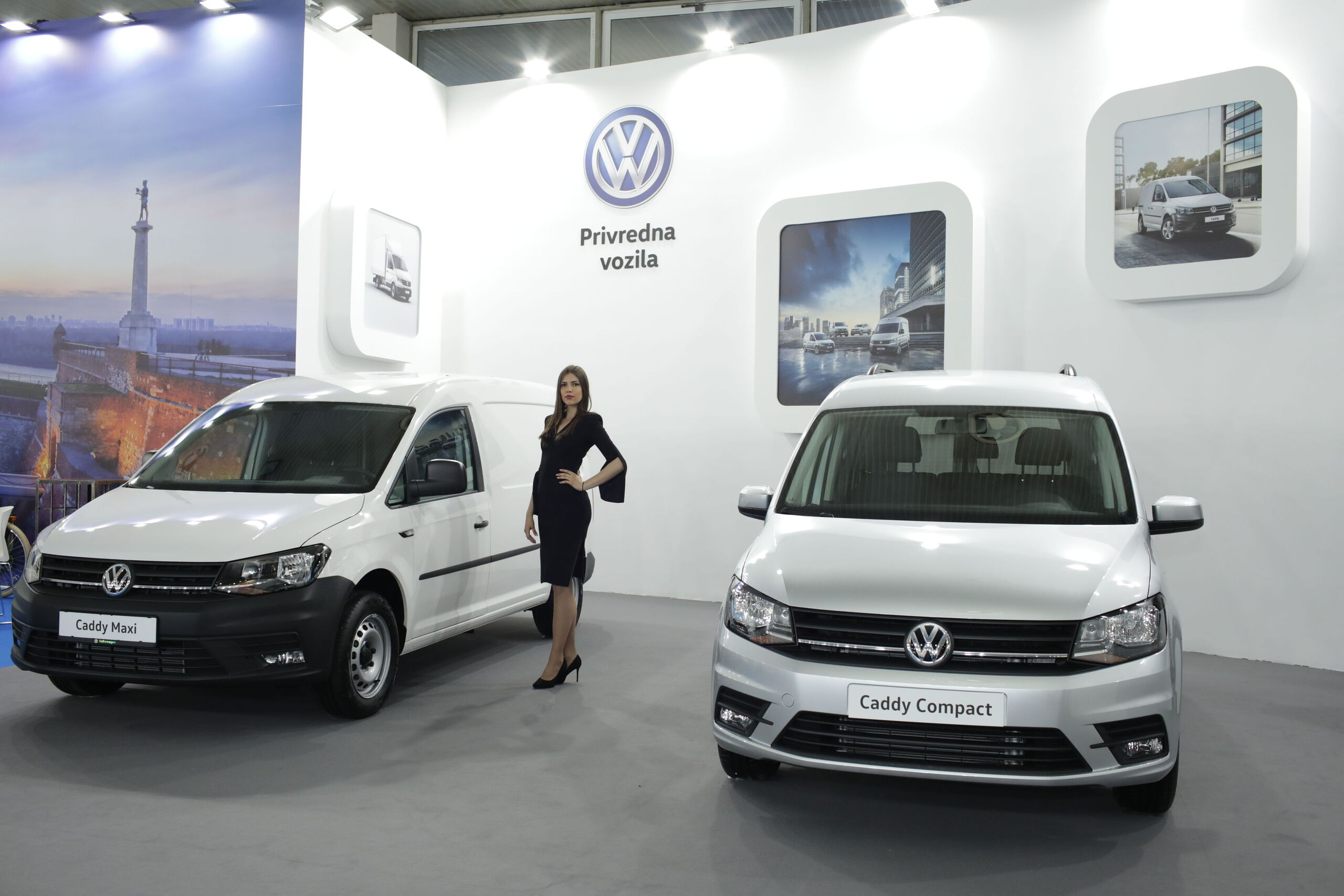 VW Grand California VAS 2019 Front