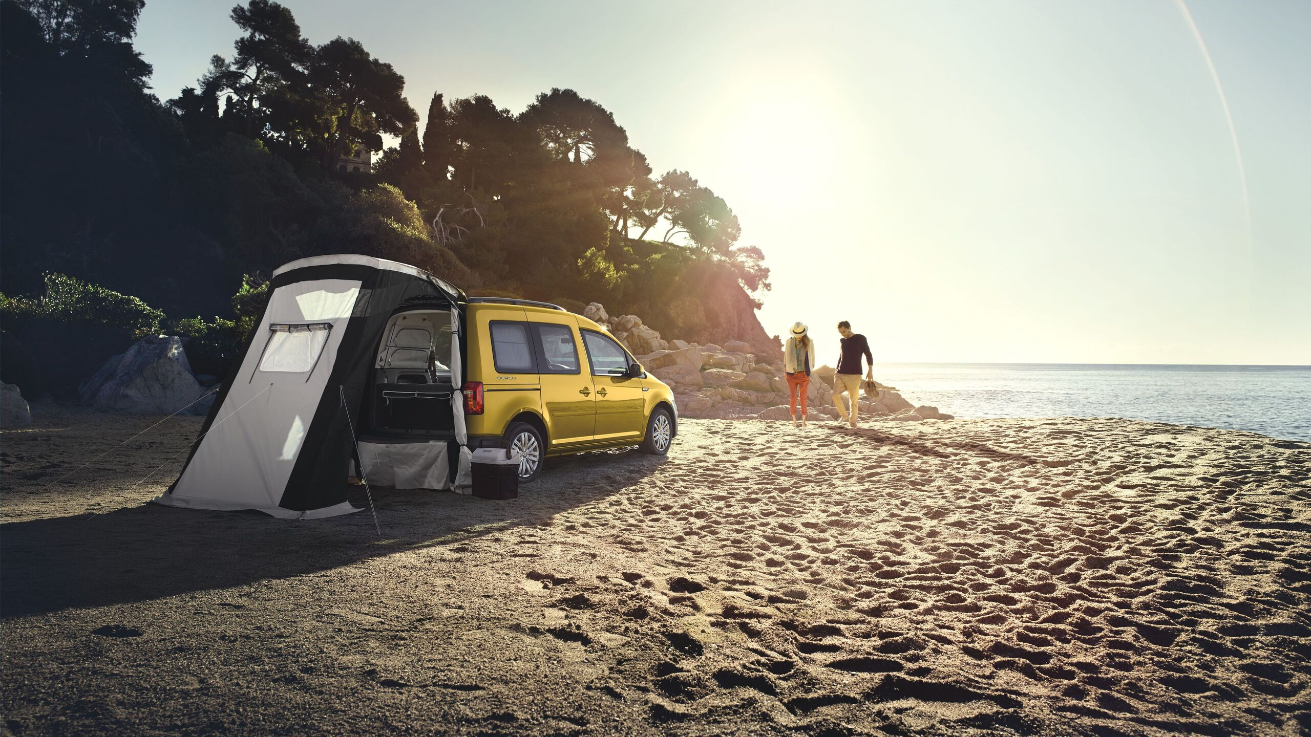 VW Caddy Beach Infomaterial PDF