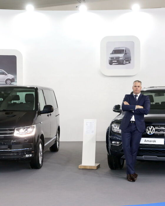 VW Grand California VAS 2019